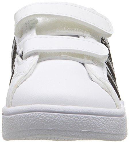 adidas 儿童经典小白鞋