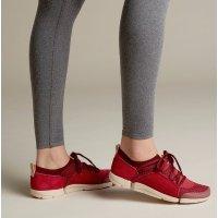 Clarks 女士三瓣鞋