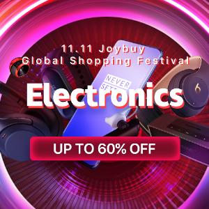 Up to $15 offJoyBuy 11.11 Electronics Sale
