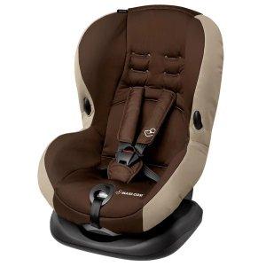 棕色安全座椅