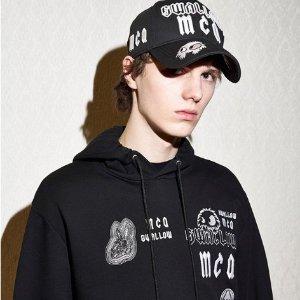 低至62折 新款卫衣潮流上市McQ Alexander McQueen 燕子系列折扣热卖