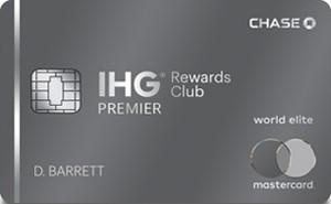 Earn 100,000 bonus pointsIHG® Rewards Club Premier Credit Card