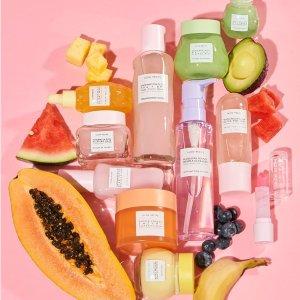 $16起 澳洲唯一购买渠道上新:Glow Recipe 高颜值水果护肤 入新款西瓜爽肤水