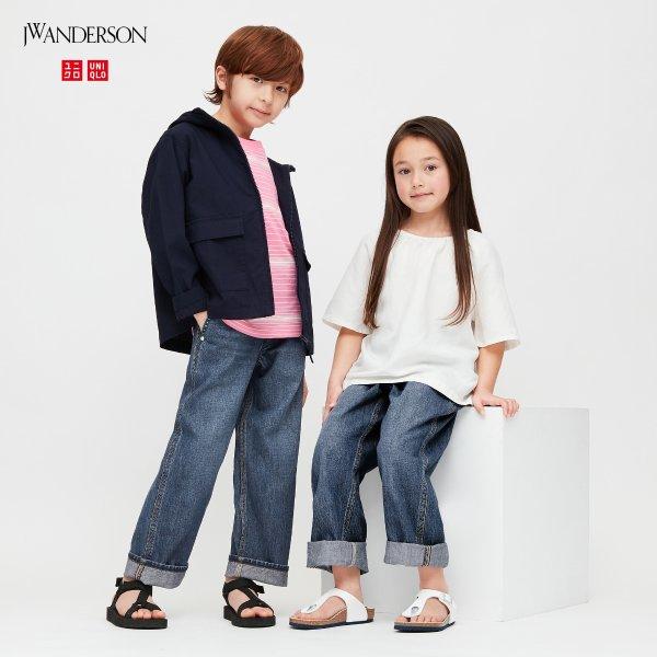 JW ANDERSON 系列宽松裤