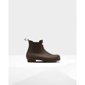 Hunter切尔西靴