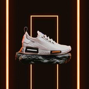 低至8折+额外6折最后一天:Adidas NMD系列运动鞋 $97收封面同款