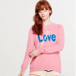 低至2.5折 收桃粉色封面款Century 21 Kier + J 等品牌初秋女士超高质感羊绒衫热卖
