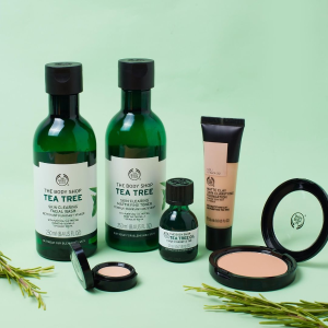 Last Day: 50% Off + $10 off on orders $50+with Tea Tree Oil Collection purchase