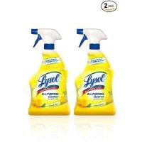 lysol 多用清洁喷雾2瓶