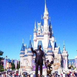 $1114 起 13大主题乐园任选超值3晚奥兰多纯玩+4天迪士尼邮轮 巴哈马行程 升级入住4星万豪