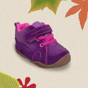 独家额外7.5折 秋款上新pediped OUTLET童鞋促销,多次获奖、无数妈妈推荐、名人最爱品牌