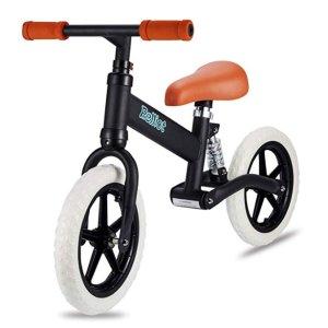 PELLIOT Balance Bike-12 Wheels Light Weight No-Pedal Toddlers Walking Bicycle