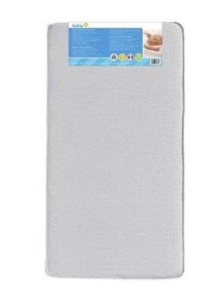 Safety 1st Sweet Dreams Crib and Toddler Mattress, Thermo-Bonded Core - Walmart.com