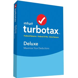 $39.99TurboTax Deluxe + State 2019 Tax Software