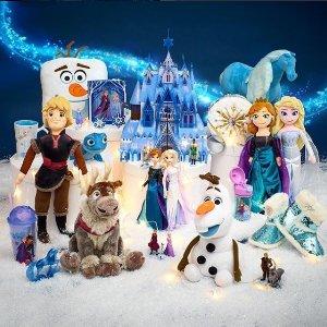 3件£30起Disney 精选手办热促中 公主、王子、动物、漫威家族都有