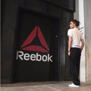 低至5折+额外7折+包邮黒五价:Reebok 超2500件商品嗨翻黑五 从头到脚收全套