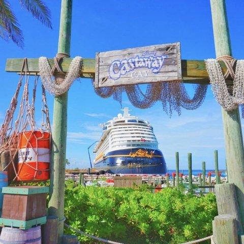 全场7.5折起 畅玩迪士尼专属漂流岛迪士尼游轮巴哈马及加勒比航限时特惠