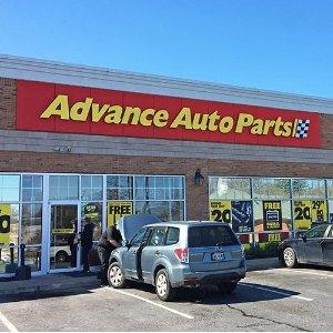 线上全场8折 给爱车换个配件Advance Auto Parts 汽车超市 Memorial Day 大优惠