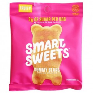 SmartSweets 低糖小熊软糖 50g
