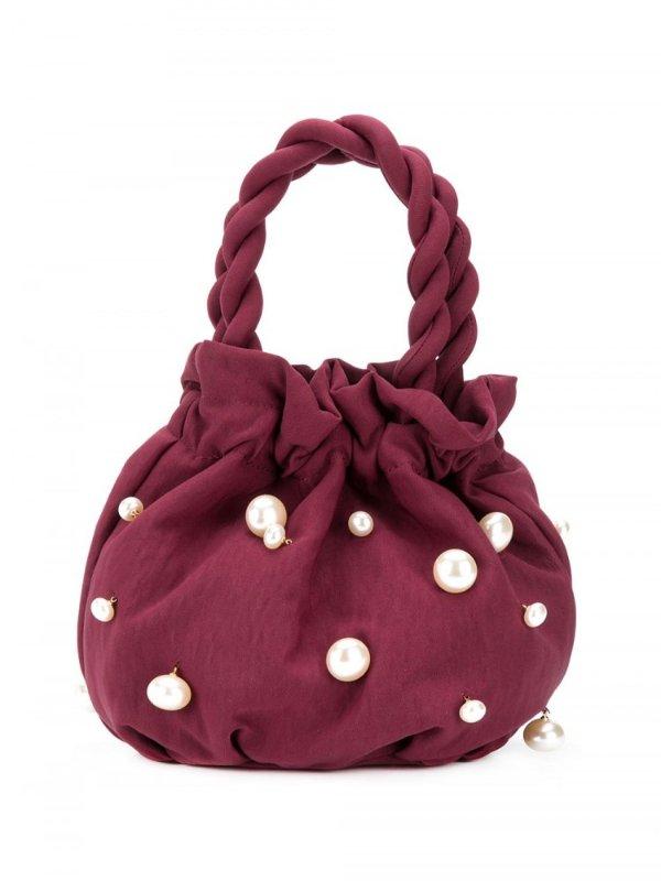 珍珠手拿包