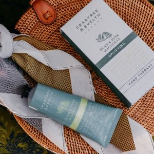 40% Off With $50 PurchaseSitewide + 40% Select Gift Sets @ Crabtree & Evelyn