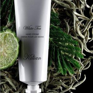 KilianWhite Tea Hand Cream | Kilian