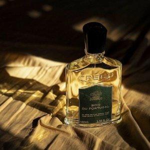 无门槛7.5-8折+折扣区可叠加法国打折季2021:London Perfume Company 收Creed、雅顿等