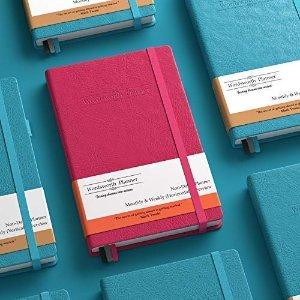 $4.99 Wordsworth Planner 2019 Daily & Weekly Agenda
