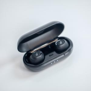 $39.99 实物开箱来了, 留言抽奖已开Anker Soundcore Liberty Neo 真无线蓝牙运动耳机