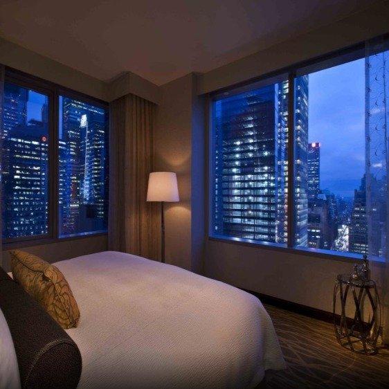 纽约时代广场洲际酒店