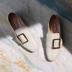 低至6折+额外7.5折Bally 精选美鞋满减  $270收方扣穆勒鞋