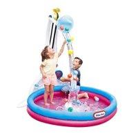 Little Tikes 儿童室内外海洋球瀑布池