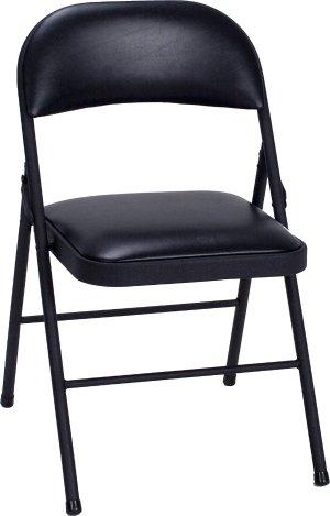 $43.4Cosco 折叠椅4个 黑色