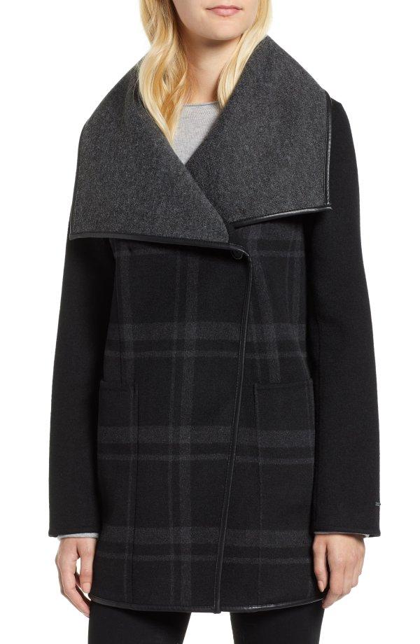 Amelia Plaid 外套