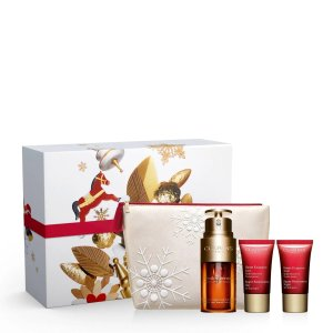 ClarinsDouble Serum & Super Restorative Collection