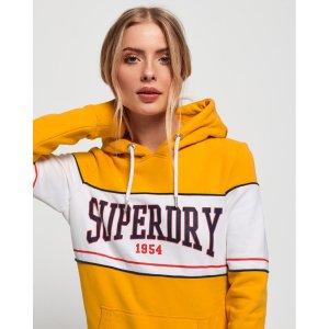 Superdry连帽卫衣
