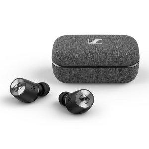 $199.95 主动降噪 28小时续航史低价:Sennheiser Momentum True Wireless 2代 TWS耳机