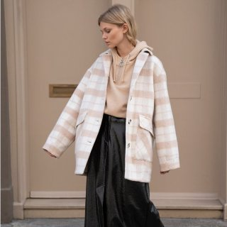 Up to 30% Off $35 Get CoatTopshop Selected Styles Women's Coat on Sale