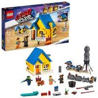 Lego The Movie 2 Emmet的梦想屋/救援火箭 70831