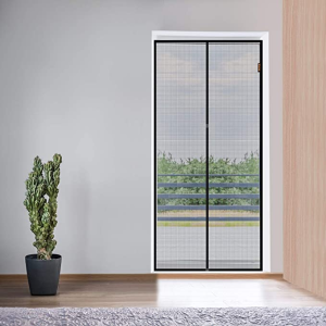 MAGZO Magnetic Screen Door 36 x 82