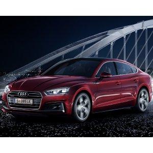 完美流线+实用掀背≠天价2018全新Audi A5 Sportback 四门掀背轿跑