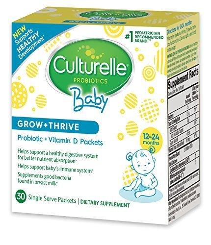 宝宝增免疫促消化益生菌 12-24个月,30袋