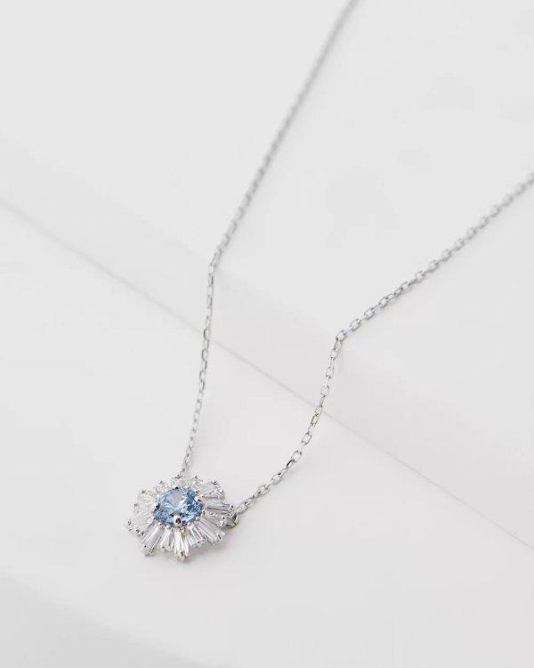 Sunshine蓝宝石项链