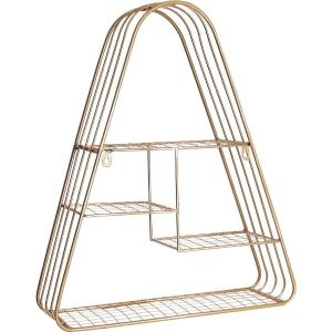Floating Triangle Wall Shelf - ApolloBox