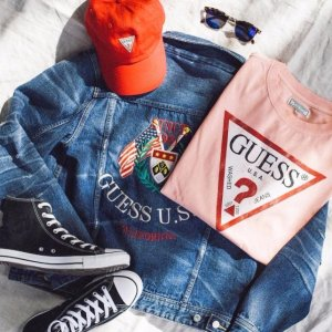 50% OFFGuess Men's Original Classic Clothing Limited Time Sale