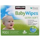 $15 Kirkland Signature Baby Wipes 900-count