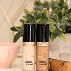 40% offBorn This Way Foundation and Concealers @ Too Faced