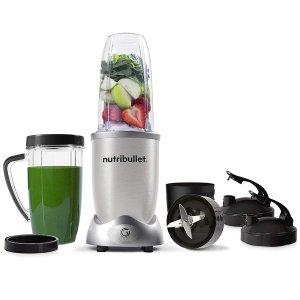 $128 (原价$199.99)NutriBullet 搅拌机10件套 多功能榨汁机