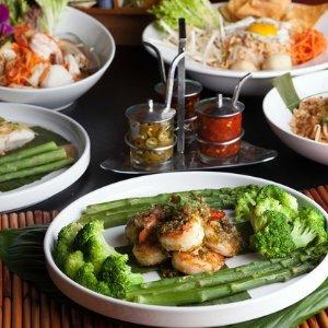 $29 (原价$73)Blue Elephant Thai 2人精致泰餐晚餐