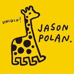 低至$9.9 T恤、Tote都有新品上市:Uniqlo x Jason Polan 插画艺术联名上线